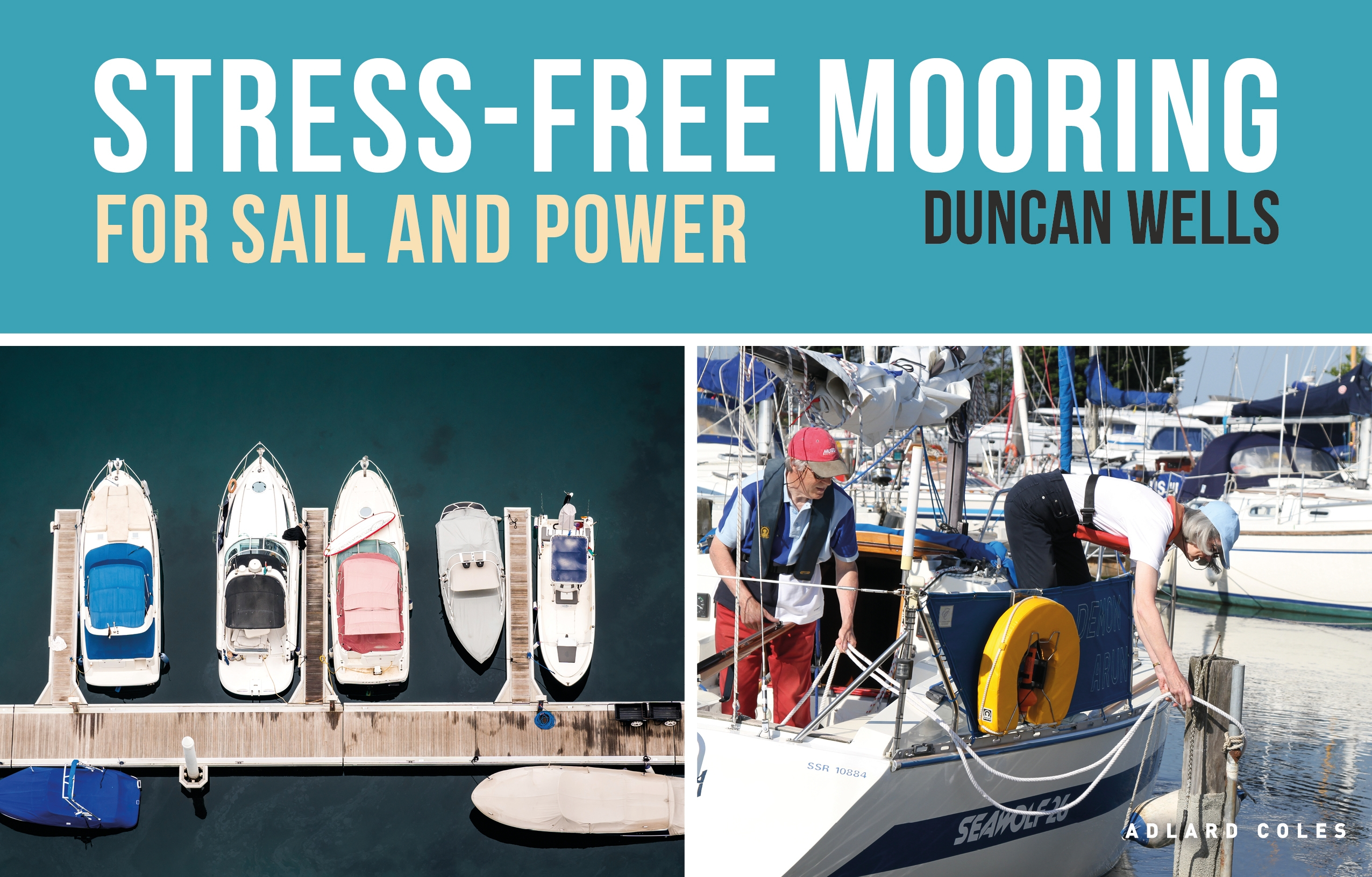 Stress-Free Mooring Front Cover
